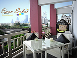 Baan Sabai RamaIV Service Apartment // 10 mins to Lumpini MRT - Apartments for Rent in Rama 3 Road Rama 3 Road