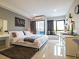 (LKN) GRAND APARTMENTS (monthly/daily): 5 min. from Ratchatevi BTS, Near Siam -  Short Term Rental