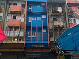 Blue building - Apartments for Rent in BTS Bang Na BTS Bang Na