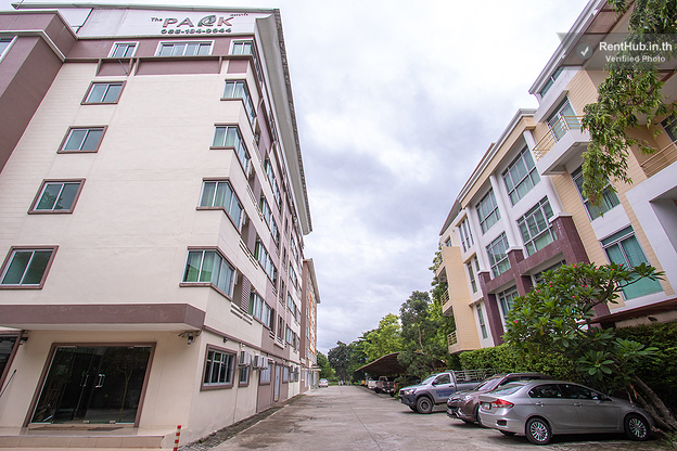 The Park Bangyai Apartment Near Central Westgate Renthub