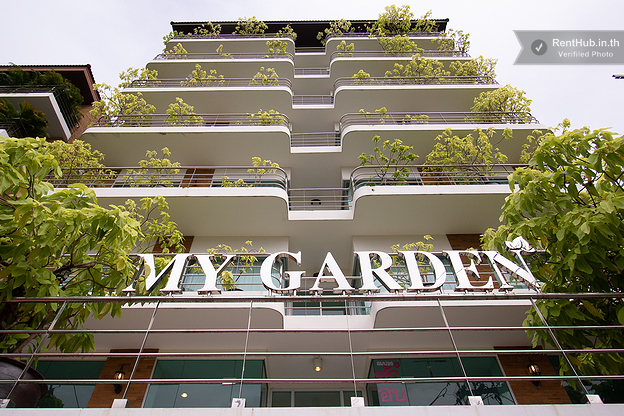 Gallery Opposite Seacon square MY HOUSE | Apartment for Rent Bangkok Thailand, Chiang Mai Thailand