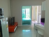 เช่าคอนโด รถไฟฟ้า : For Rent Metro Park Sathorn (The Lake) area 32Sqm 7K Permonth Fully Furnished