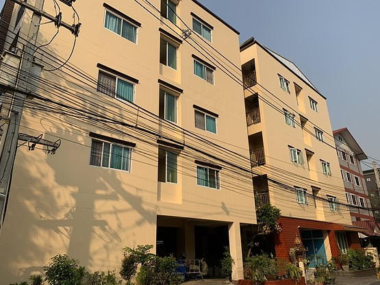 Gallery Kieatpadoong Dormitory opposite the convenience store, 7-11, free cable internet, near University of Rajabhat University and MAYA | Apartment for Rent Bangkok Thailand, Chiang Mai Thailand
